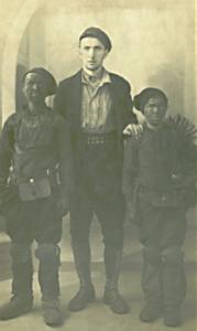 Notre grand-père Amédée Bouvier